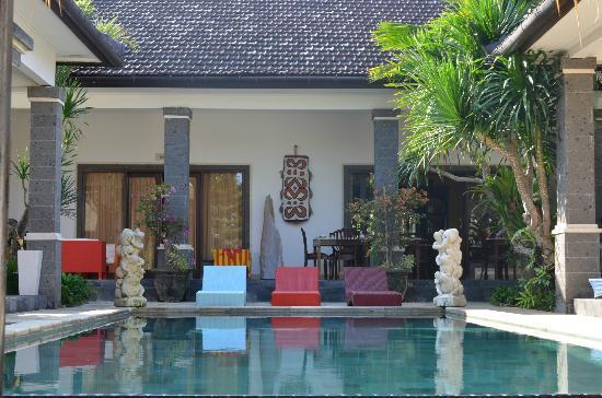 Balam Bali Villa: Zimmer