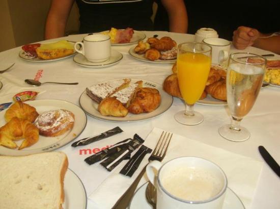 Hotel Acta City47: La mitica colazione
