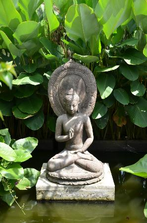 Balam Bali Villa: Garten