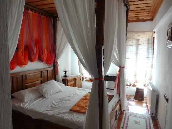 Selanik Pansiyon: la chambre