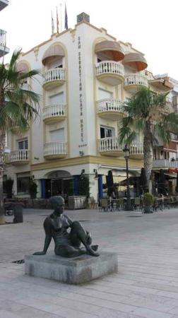 Urh Sitges Playa Hotel: hotel