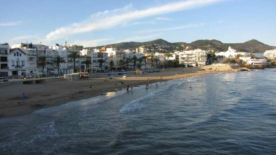 Urh Sitges Playa Hotel: panorama