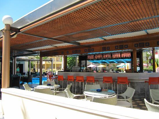 Cretan Dream Hotel: Poolbaren