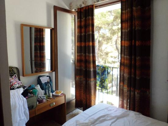 Hotel Talamanca: single room
