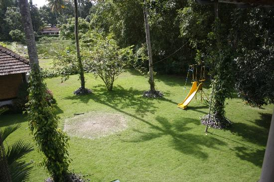 Lemon Tree Vembanad Lake Resort: children play area