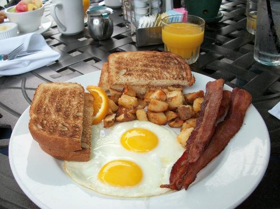 Best Western Plus Island Palms Hotel & Marina: colazione