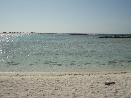 Carenero Island: ...e' il momento di lasciare Carenero...