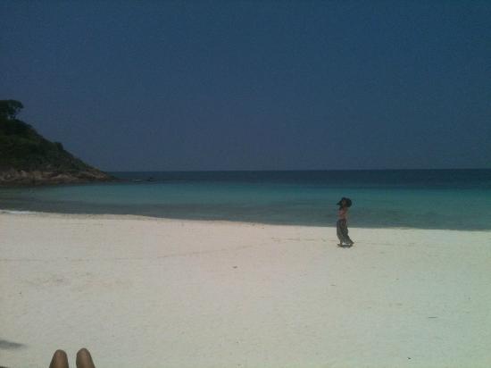 Redang Beach Resort : La spiaggia