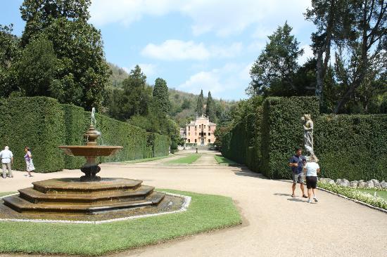 Parco Picture Of Giardino Di Valsanzibio Valsanzibio