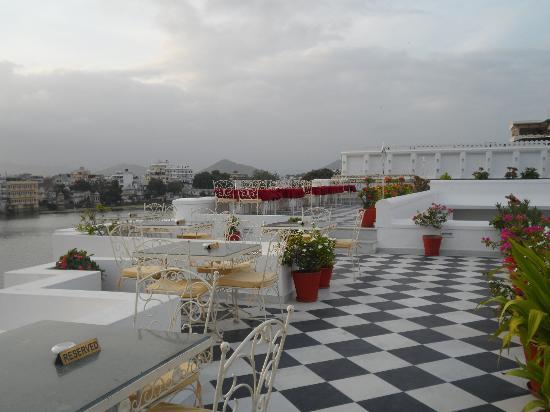 Jagat Niwas Palace Hotel: view