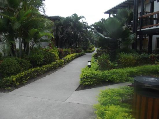 Wyndham Resort Denarau Island: Gardens resort