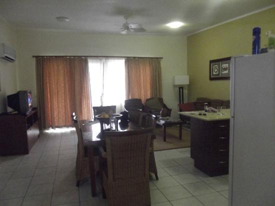 Wyndham Resort Denarau Island: Dinning/Lounge