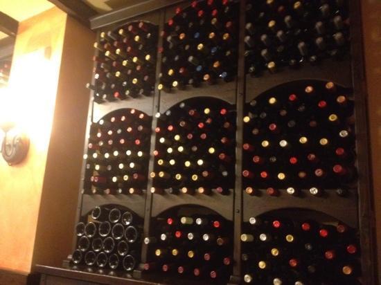 Restaurante La Solera : Quelques vins