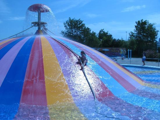 Aquasplash: Залезем!