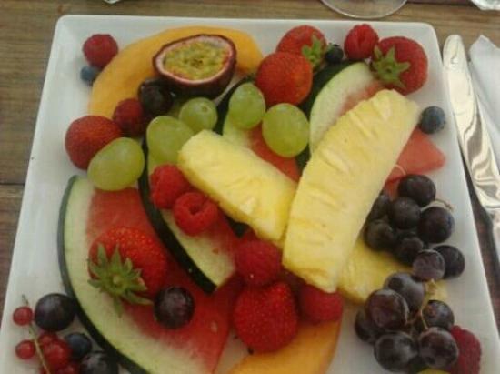 รามาตูเอลล์, ฝรั่งเศส: salade de fruit