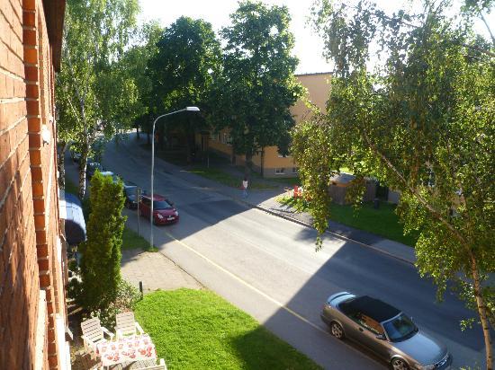 ApartHotel Attache : Vista desde la habitación