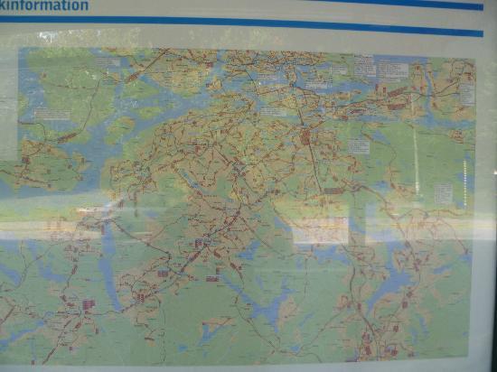 ApartHotel Attache : Mapa de rutas de autobuses