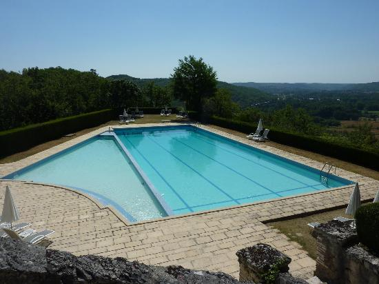 Chapelle du ch teau photo de ch teau de mercu s mercues for Camping cahors piscine