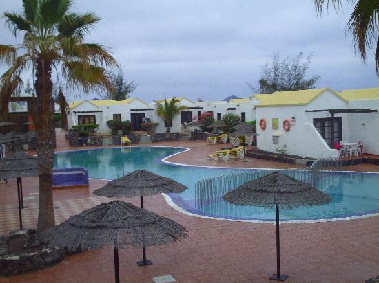 Fuerteventura Beach Club: piscina