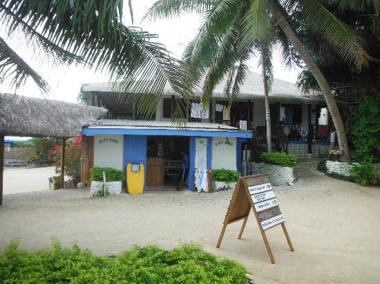 Hideaway Island Resort & Marine Sanctuary: Entry