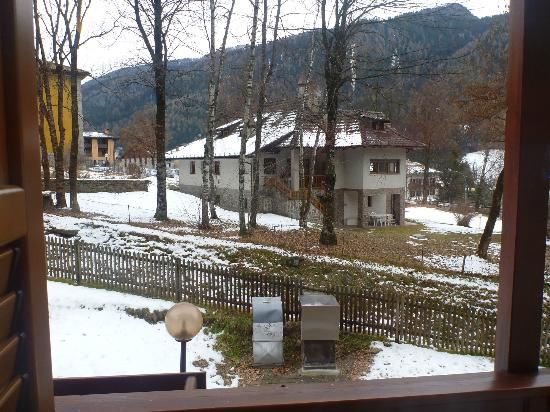 Monte Giner: view from our room