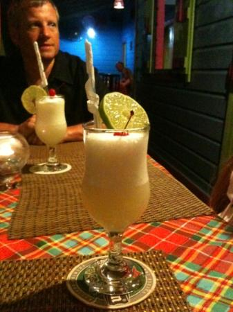 Flavours of the Grill : delicious Lime Daiquiris!