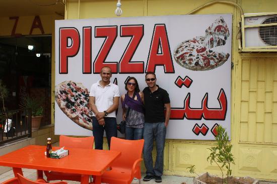 FourSeason Pizzeria: feras