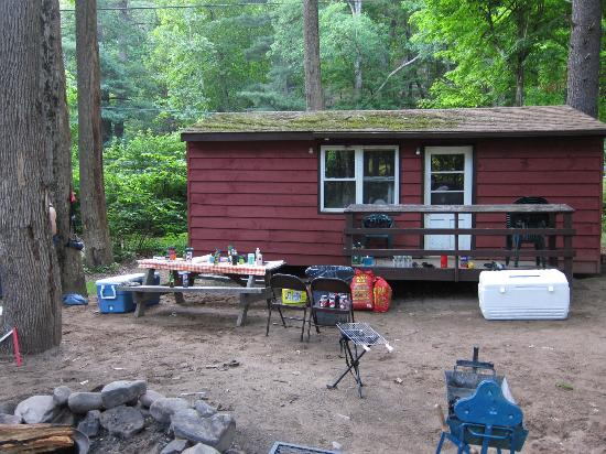 labor ny best new day theblt cabin newyork cabins photo in s york spots camping bay