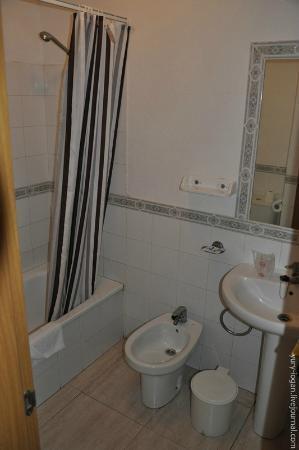 Apartamentos Alta: WC