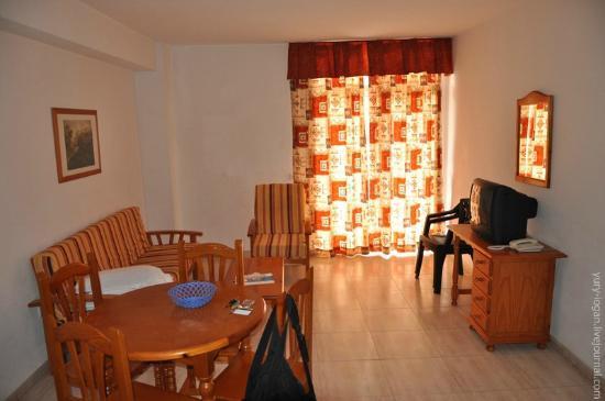 Apartamentos Alta : living room