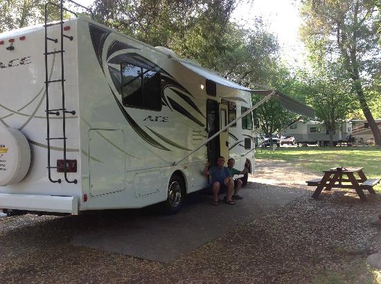 Sequoia RV Ranch: Our pitch
