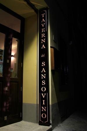 Taverna del Sansovino