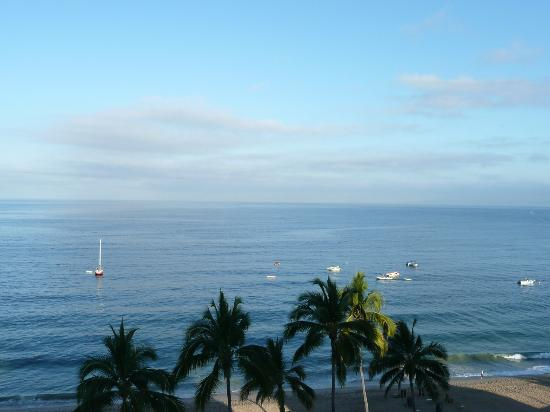 Tropicana Hotel: Overdag uitzicht vanuit de kamer