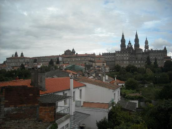 Hotel Pombal : view from the vindow