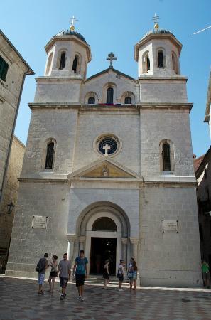Kotor Bay Tours: Chiesa di San Luca