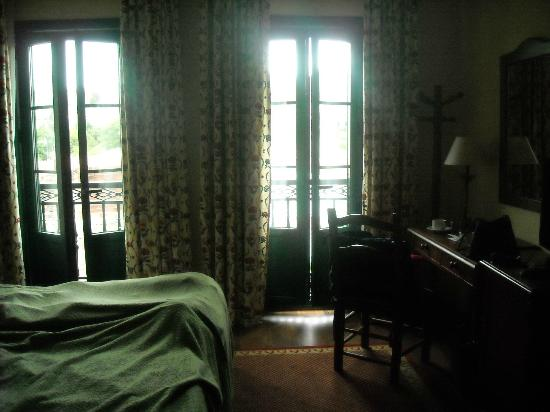 Hotel Pombal : the room