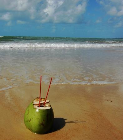 Pousada Pitinga: Une plage voisine