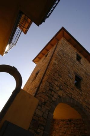 Hotel Janas Village : La torretta