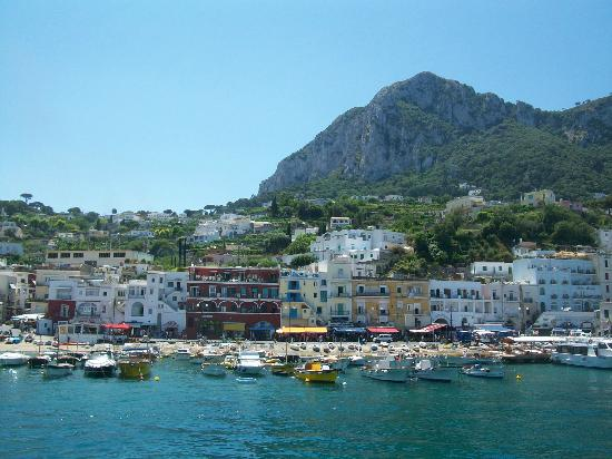 Isle of capri picture of isle of capri and ana capri for Isle of capri tours