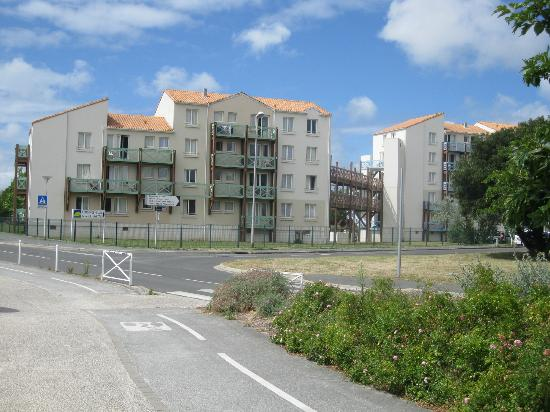 Residence Club La Fayette : résidence la Fayette