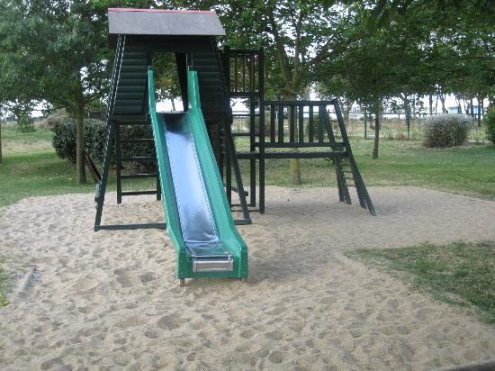 Residence Club La Fayette : l'aire de jeux pour enfants