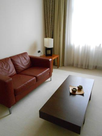 Design Merrion Hotel: salon