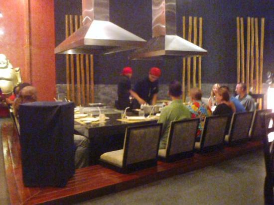 Japanese Restaurant - Hibachi. Make reservations!