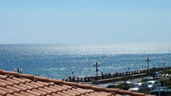 Best Western Hotel Paradou Mediterranee: Vue de la chambre
