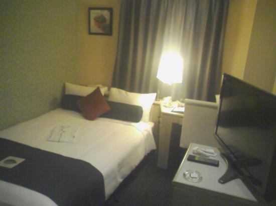 Shin-Yokohama Kokusai Hotel : 部屋。