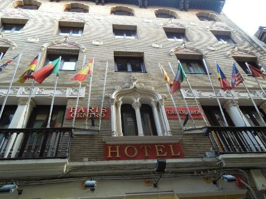 Habitaci n 102 photo de hotel paris centro saragosse for Hotel paris 75