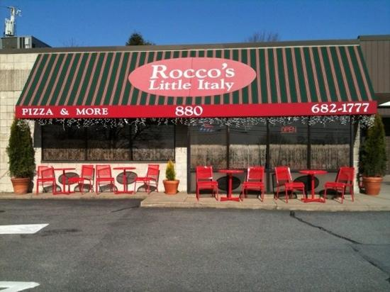 Rocco S Little Italy Portsmouth Menu Prices
