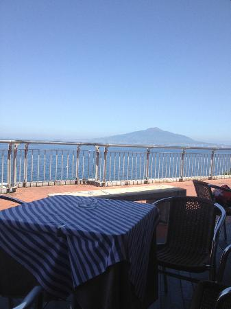 Morning at La Terrazza