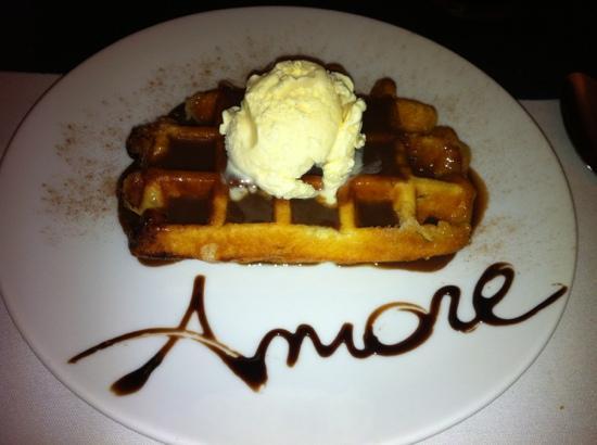 Amore Sunderland: Delicious Waffles