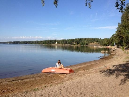 BEST WESTERN Hotel Rantapuisto: spiaggia